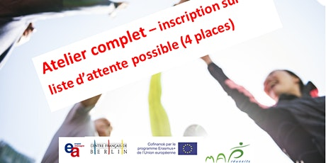 Formation accompagnateur socio-professionnel tickets
