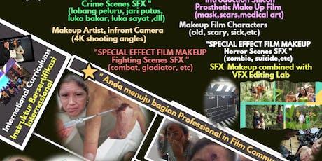 Akademi makeup film specialist (sfx,prothestic,characters)beginner/expert tickets