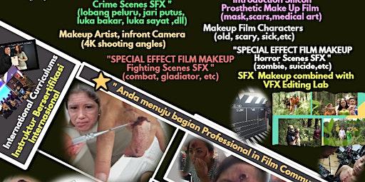 Akademi makeup film specialist (sfx,prothestic,characters)beginner/expert