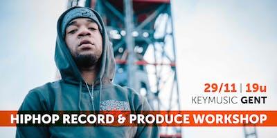 Hiphop Record & Produce Workshop
