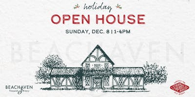 Holiday Open House - General Admission