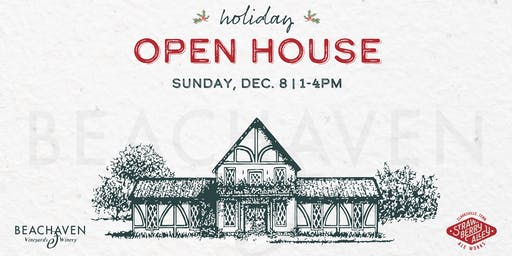 Holiday Open House - General Admission $40