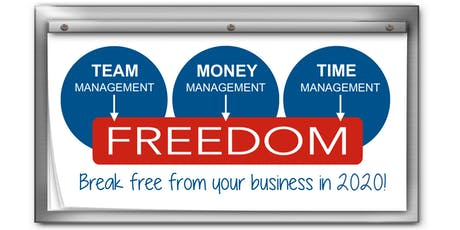 The Business Freedom Workshop tickets