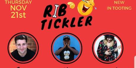 RIB TICKLER tickets
