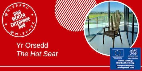 Yr Orsedd - Cywain  |  The Hot Seat - Cywain tickets