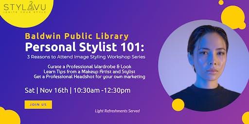 Image Styling Workshop Series