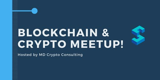 Blockchain & Crypto Meetup - Join the learning process!