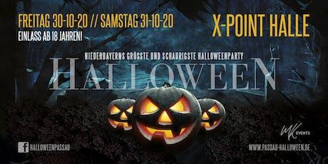 Halloween Party in der X-Point Halle Tickets