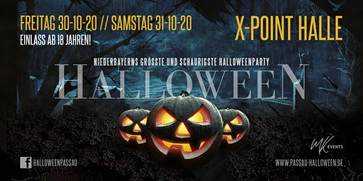Halloween Party in der X-Point Halle