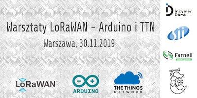 Warsztaty LoRaWAN - Arduino i TTN