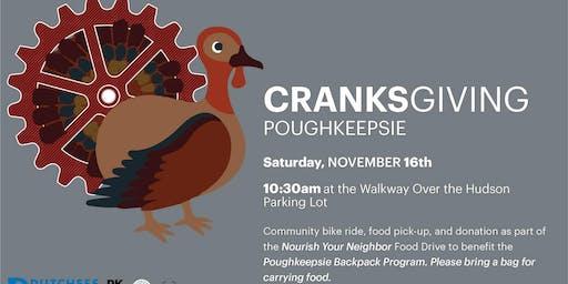 Cranksgiving Poughkeepsie