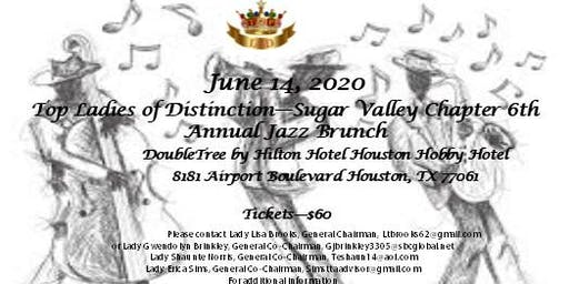 Sugar Valley 6th Annual Jazz Brunch