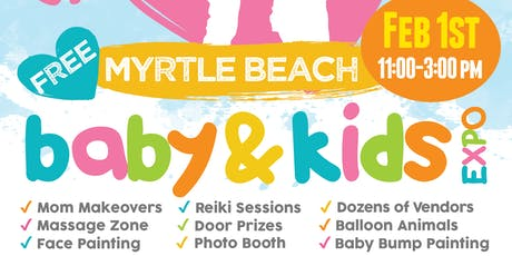 2nd Annual Myrtle Beach Baby & Kids Expo  tickets