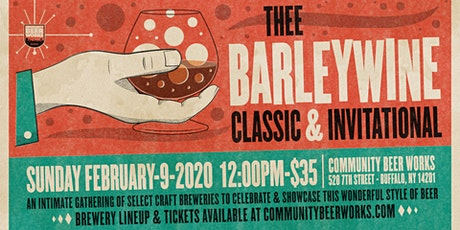 Thee Barleywine Classic & Invitational tickets