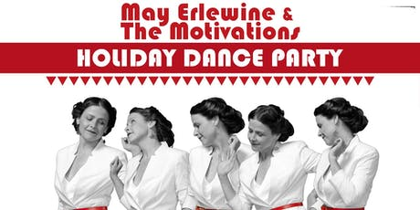 May Erlewine & The Motivations Winter Dance Party at Beards! tickets