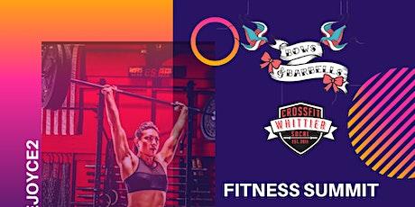 Bows and Barbells Fitness Summit w/ Jamie Hagiya tickets