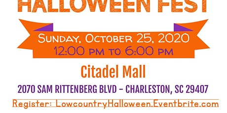 3rd Annual Lowcountry Halloween Fest tickets