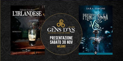 Celtic Books presentations - Milano