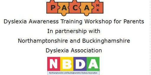 Dyslexia Awareness Workshop for Parents