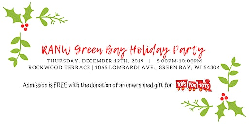 2019 RANW Green Bay Holiday Party
