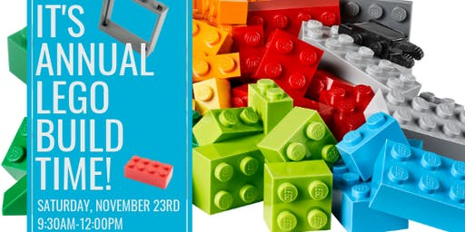 Annual Habitat LEGO Build 2019