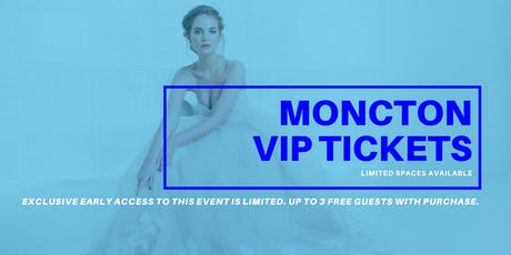 Opportunity Bridal VIP Early Access Moncton Pop Up Wedding Dress Sale tickets