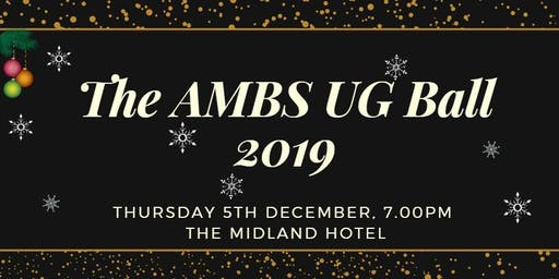 Alliance MBS UG Christmas Ball 2019