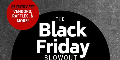 Black Friday Shopping & Networking Event tickets
