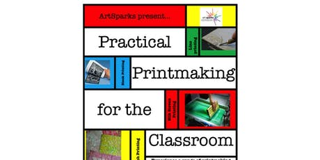 Practical Printmaking for the Classroom tickets