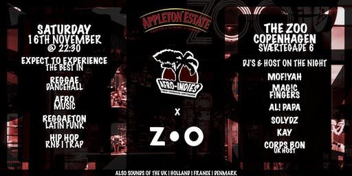 AFRO-INDIES X THE ZOO (DK)