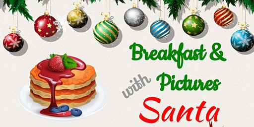Breakfast and Pictures with Santa