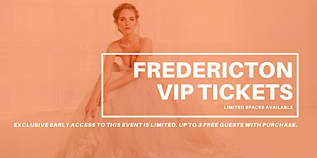 Opportunity Bridal VIP Early Access Fredericton Pop Up Wedding Dress Sale tickets
