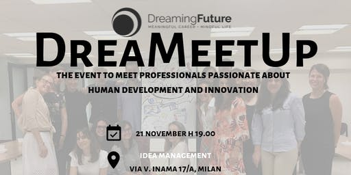 DreaMeetUp - November Event