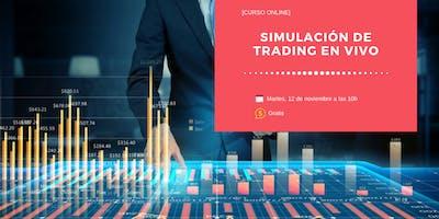 [ONLINE] Simulación de trading en vivo