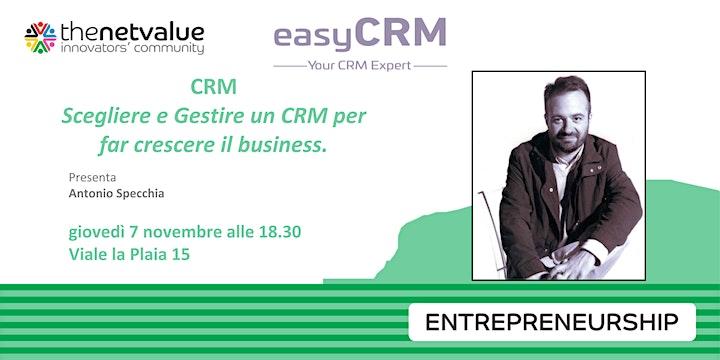 Immagine CRM: scegliere e gestire un CRM per far crescere il business.