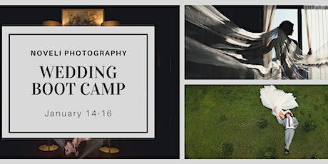 Wedding Photography Boot Camp tickets
