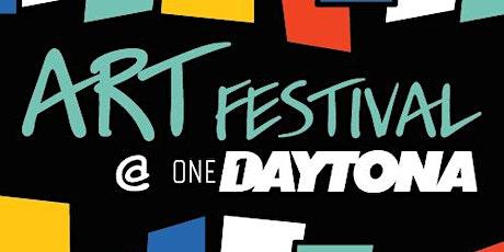 Art Festival at One Daytona tickets