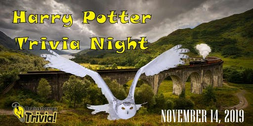 Harry Potter Trivia Night in San Francisco