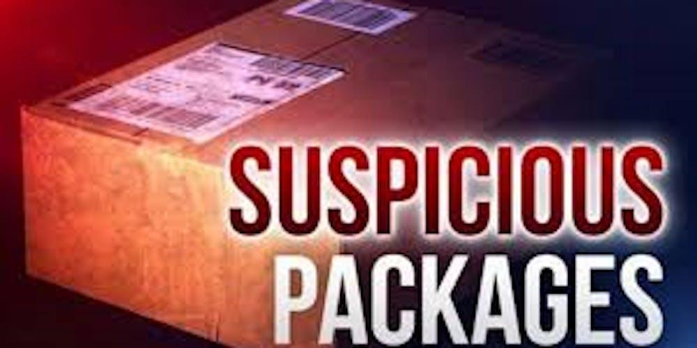 Suspicious Package Training - Google Meet Tickets, Thu, Dec