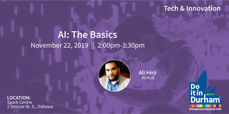 AI: The Basics tickets