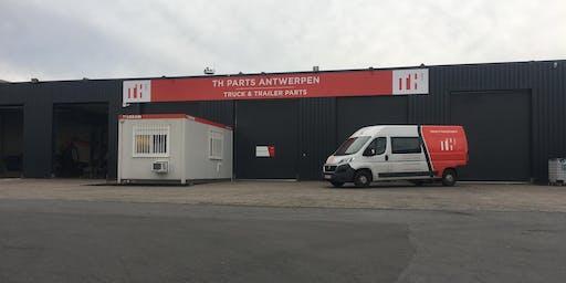 Opening TH Parts Antwerpen