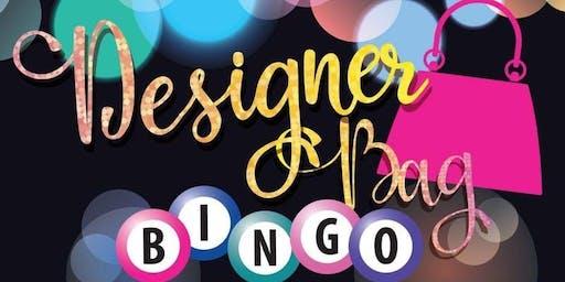 Designer Bag B-I-N-G-O fundraiser