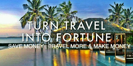 Learn to Create Wealth in Travel!! (Jamaica) tickets