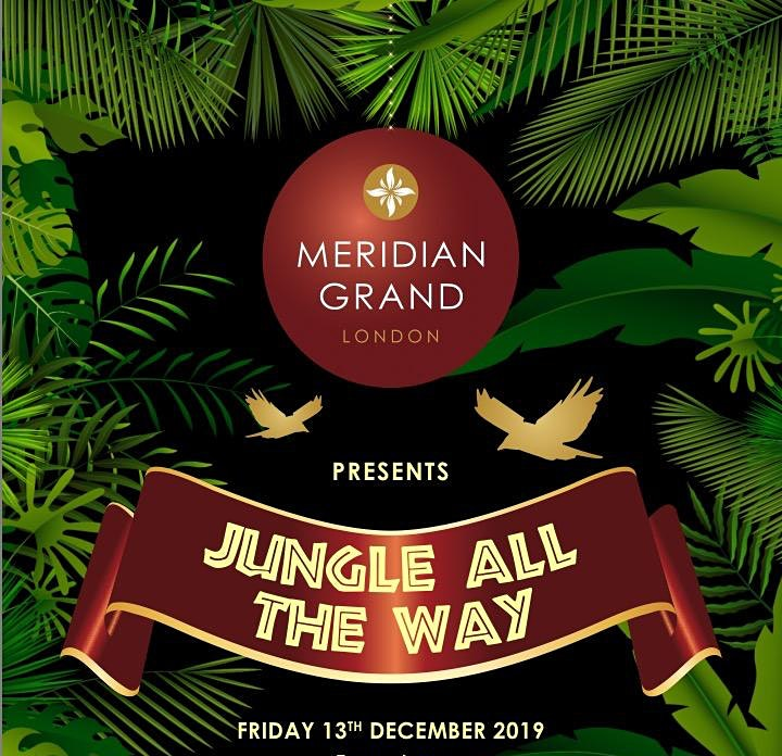 Jungle All The Way - Christmas Party image