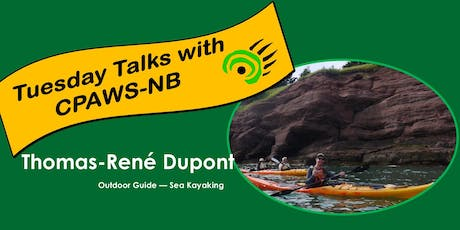 Tuesday Talks - Adventure Tourism: Discovering what we strive to protect tickets