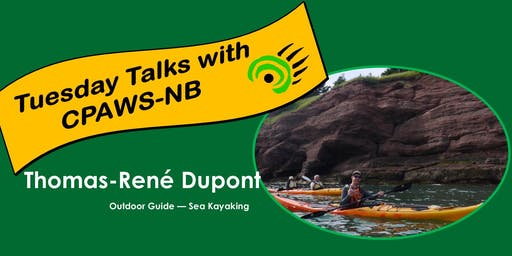 Tuesday Talks - Adventure Tourism: Discovering what we strive to protect