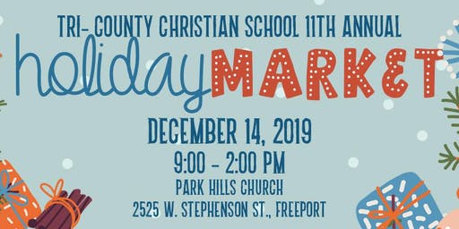11th Annual TCCS Holiday Market