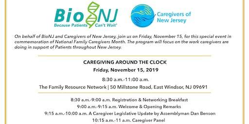 """Caregivers Awareness Day """"Caregiving Around the Clock"""""""