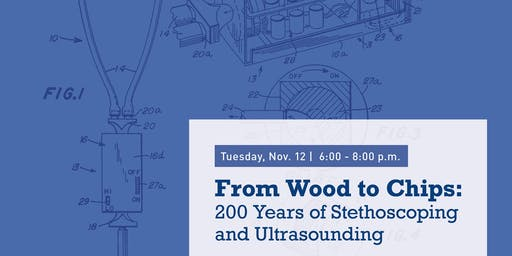 From Wood to Chips: 200 Years of Stethoscoping and Ultrasounding