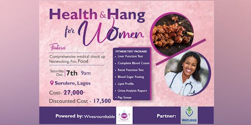 Health and Hang by Wivesroundtable